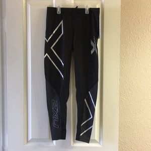 2 XU Compression Leggings